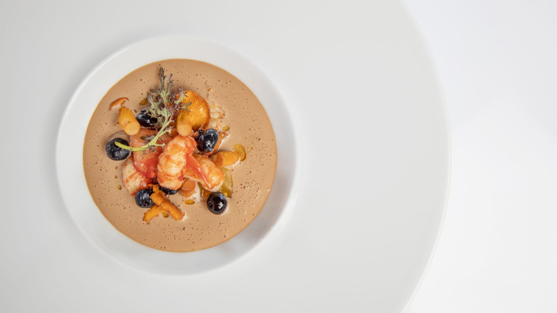 Restaurant Colladon Parc. Cuisine bistronomique.